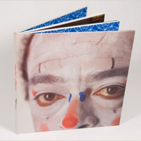 Sanford Biggers Art Exhibition Catalog, 98 pp., Hardbound, 9x9 inches.