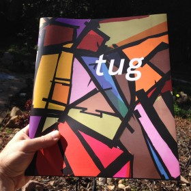 Tug exhibition catalogue cover