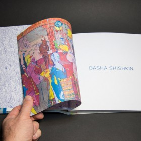 Dasha Shishkin book