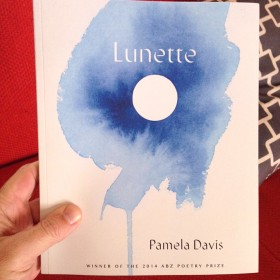 "Cover design for ""Lunette"" by Pamela Davis"