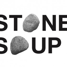 Stone Soup exhibition branding